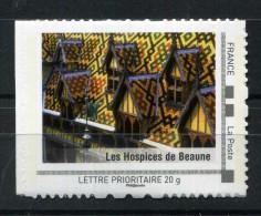 """Les Hospices De Beaune Adhésif Neuf ** . Collector """" Bourgogne """" 2009 - France"""