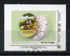 "Anis De Flavigny Adhésif Neuf ** . Collector "" Bourgogne "" 2010 - France"