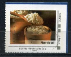 """Fleur De Sel Adhésif Neuf ** . Collector """" LES PAYS DE LA LOIRE """" 2009 - Francia"""