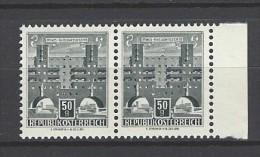 ÖSTERREICH - Mi-Nr. 1153 Paar - Randstück Freimarken Für Automaten - Bogenmarken - Postfrisch (2) - 1945-.... 2. Republik