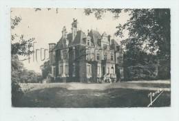 Cires-lès-Mello (Oise)  : Le Château Du Tillet Maison De Vacances De Bagnolet   Env 1962 (animé)  PF. - Autres Communes