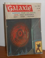 Galaxie (2ème Série) N° 38 Juin 1967 - Opta