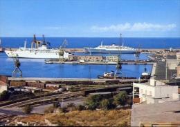 Porto Tores - Il Porto - Barche E Navi - 5 - Formato Grande Non Viaggiata - Olbia