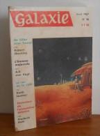 Galaxie (2ème Série) N° 36 Avril 1967 - Opta