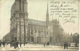 PARIS 4 - Notre-Dame - Le Presbytère      -- ? 69 - Arrondissement: 04
