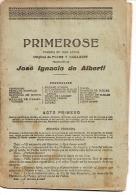 """""""PRIMEROSE"""" DE FLERS Y CAILLAVET TRADUC.JOSE INGNACIO DE ALBERTI CIRCA 1930 PAG. 50 GECKOI - Theatre"""