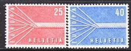 SWITZERLAND  363-4    **  EUROPA - Zwitserland