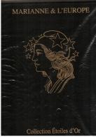 Coffret Marianne Etoile d'Or (salon du timbre Paris 2012) NEUF SOUS BLISTER NON OUVERT N�5329