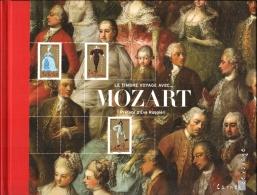 Le Timbre Voyage Avec... MOZART - Parfait état - Carnet De Luxe N°4010 - Markenheftchen