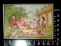 CHROMO BOGNARD BOG 3-71 Scènes XVIIème N°3 Les Nobles à La Ferme - Autres