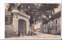 Carte 1915 SANCERRE / ENTREE DE LA VILLE - PORTE CESAR - Sancerre