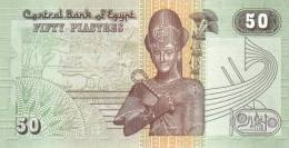 EGYPT  P. 62b 50 Ps 1995 UNC - Aegypten