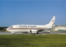 PACIFIC AIRLINES, Boeing 737-3Y0, Unused Postcard [15463] - 1946-....: Moderne