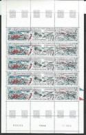 """TAAF Feuille YT 223 à 225 """" Expéditions Polaires """" 1997 Neuf** - Terres Australes Et Antarctiques Françaises (TAAF)"""