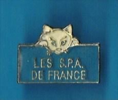 PIN�S //   . LES S.P.A. DE FRANCE
