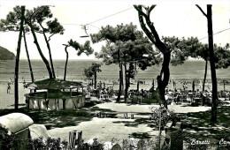 Autres Villes. Baratti. Camping, Canessa Ristirante. - Italie