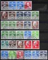 Denmark 1977-1990  ( 0) ( Lot 624 ) - Dinamarca