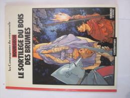 LES COMPAGNONS DU CREPUSCULE -  LE SORTILEGE DU BOIS DES BRUMES  En  Edition Originale - Compagnons Du Crépuscule, Les
