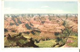 6469   Grand Canyon of Arizona, from Hotel El Tovar