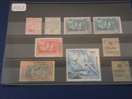 MONACO Millésime : N° Yvert 26/2763/64/49/101 Et PA 55 - Côte 120 € (Lot 1331) - Collections, Lots & Séries