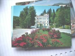 Slovenië Slovenia Grad Hotel Podvin - Slovenië