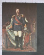 REI D. CARLOS - PALÁCIO DA AJUDA - LISBOA - 2 Scans (Nº10229) - Lisboa