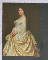 RAINHA D. ESTEFÂNIA - PALÁCIO DA AJUDA - LISBOA - 2 Scans (Nº10231) - Lisboa