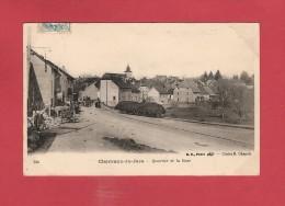*  CPA..dépt 39..CLAIRVAUX Du JURA :  Quartier De La Gare  : Voir Les 2 Scans - Clairvaux Les Lacs