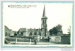 Bienne-lez-Happart - L´ Eglise Neuve TB >> - Lobbes