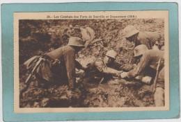 55 -  LES  COMBATS  DES  FORTS  DE  SOUVILLE  ET  DOUAUMONT  ( 1916 )  No. 28  - - Douaumont