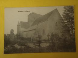 52 BANNES L'Eglise - Francia