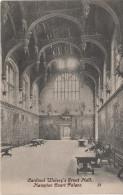 AK London Hampton Court Palace Cardinal Wolsey´s Great Hall Bei Molesey Twickenham Surbiton United Kingdom England UK - London Suburbs