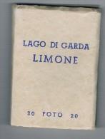 IT-1934       LIMONE SUL GARDA : Booklet Of 20 Photos - Brescia