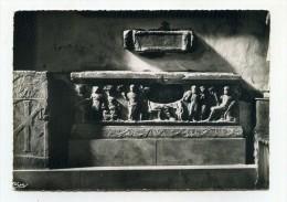 CP , 83 , BRIGNOLES , Sarcophage De La Gayole - Brignoles