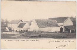 24012g MOULIN FRERE - MOLEN - Grand'Manil - 1904 - Gembloux