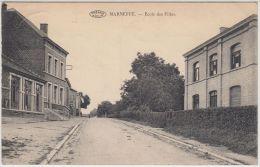 24024g  ECOLE Des FILLES - Marneffe - Burdinne