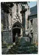 29 - Saint Tugen En Primelin - Le Calvaire Et Le Porche De La Chapelle - Editeur: Jean N° 20588 - Autres Communes