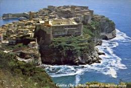 Gaeta - Latina - 1992 - Formato Grande Viaggiata - Latina