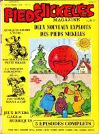 Le Journal Des Pieds Nickelés - N° 33 - ( Novembre 1978 ) . - Pieds Nickelés, Les