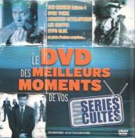 Le DVD des MEILLEURS MOMENTS de vos SERIES CULTES - 24h CHRONO - PRISON BREAK - STARGATE ATLANTIS - DEAD LIKE ME