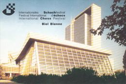 10411- BIEL BIENNE CHESS FESTIVAL, ECHECS - Echecs