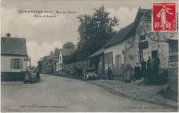 SOMMEREUX – Rue Du Centre – Route D'Amiens – Edit. Liebbe Cozette - Autres Communes