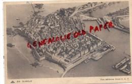 35 - SAINT MALO -  VUE AERIENNE - Saint Malo
