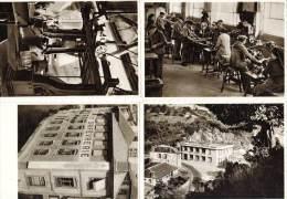 THIERS – 6 CPSM – Société Générale De Coutellerie Et Orfèvrerie : Usine, Ateliers, … - Thiers