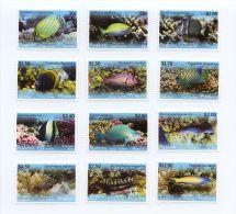 pen130501 Penrhyn 2013 Fish Definitive Part II 12v