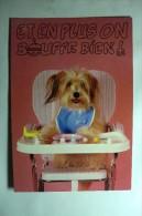 Humour - Et En Plus On Bouffe Bien ! - Chien - Dog - Humor