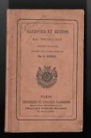 SANDFORD Et MERTON //Thomas Day - Collection Des Auteurs Anglais - 1885 - Old Books