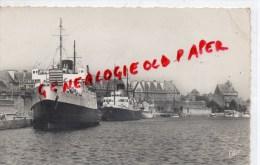 "35 - SAINT MALO - LE "" FALAISE "" ET LE "" BRITTANY "" A QUAI - Saint Malo"