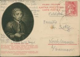 FP II Wk Polnische GA Als Feldpostkarte Gebraucht 8.10.39 (G5025) - Ocupación 1938 – 45