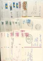 Deutschland über 160 GA, Dabei Viele Verschiedene, Mit Antwortkarten Ua(XL5216) - Collezioni (senza Album)